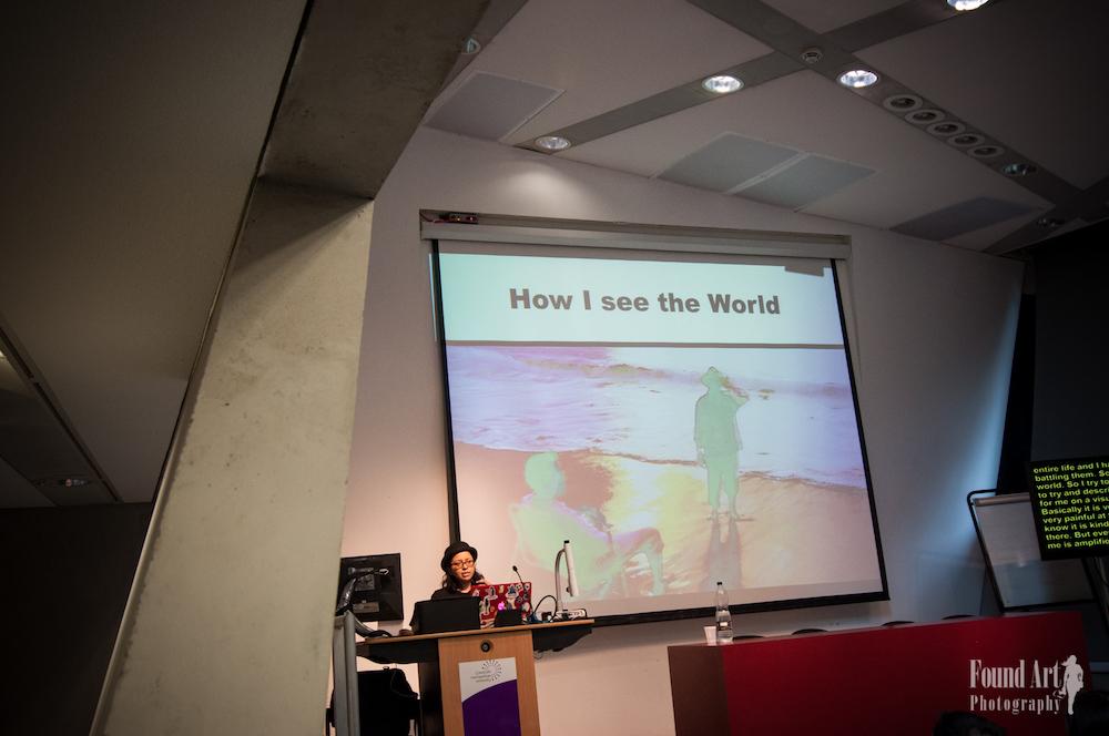 2016 WordCamp London. Leena Haque, Speaker