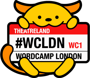 WordCamp London 2017 wapuu